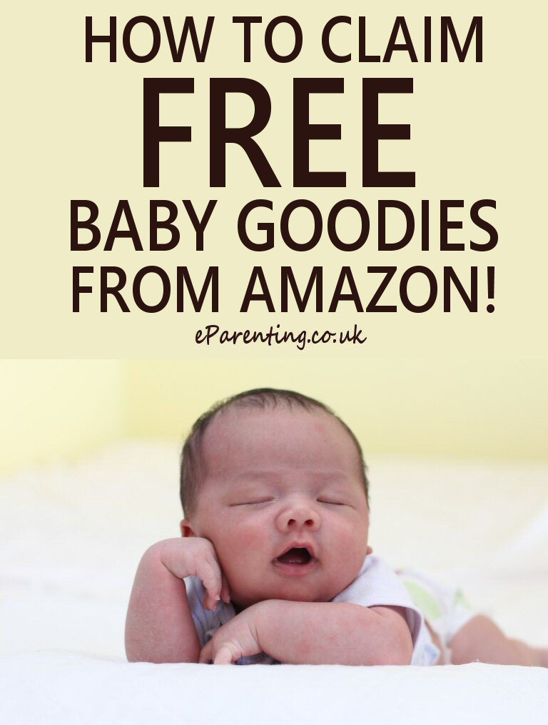 How You Can Claim Your Free Amazon Baby Box