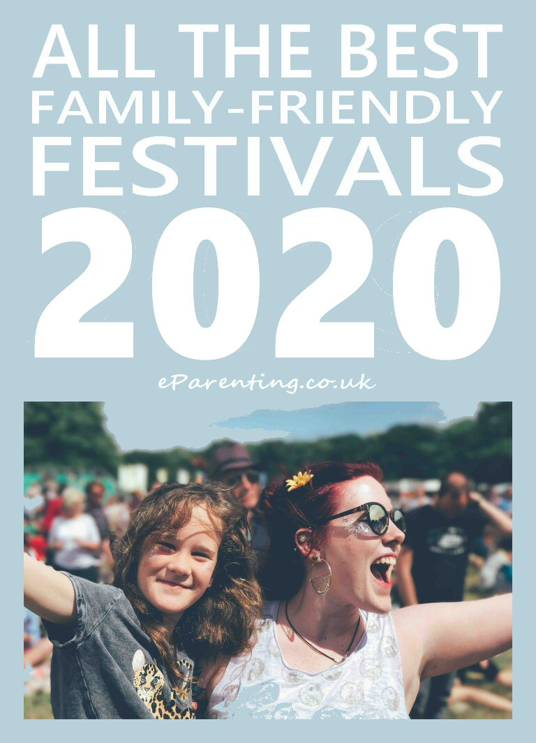 The Best Family Friendly Music Festivals in the UK Summer 2020