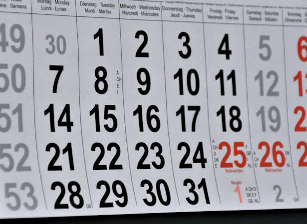 Find the Day of the Week For Any Date