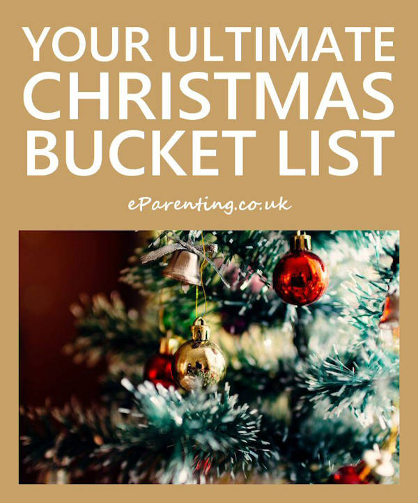 Your Ultimate Christmas Bucket List