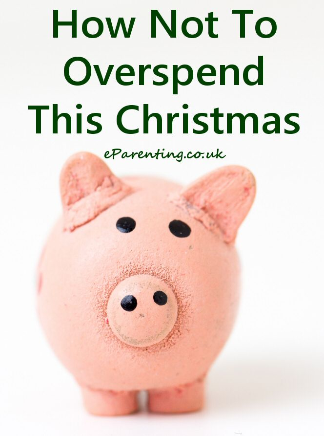 How Not To Overspend This Christmas