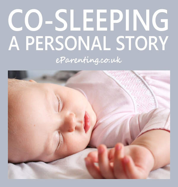 Co-Sleeping - A Personal Story