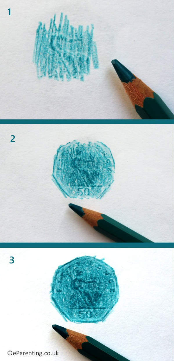 How to do a Coin Rubbing