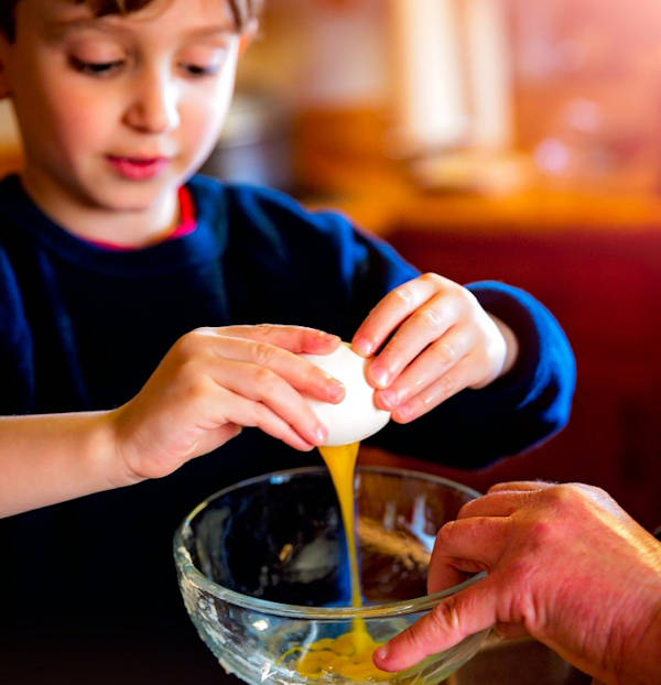 6 Kid-Friendly Recipes For Cooking With Children