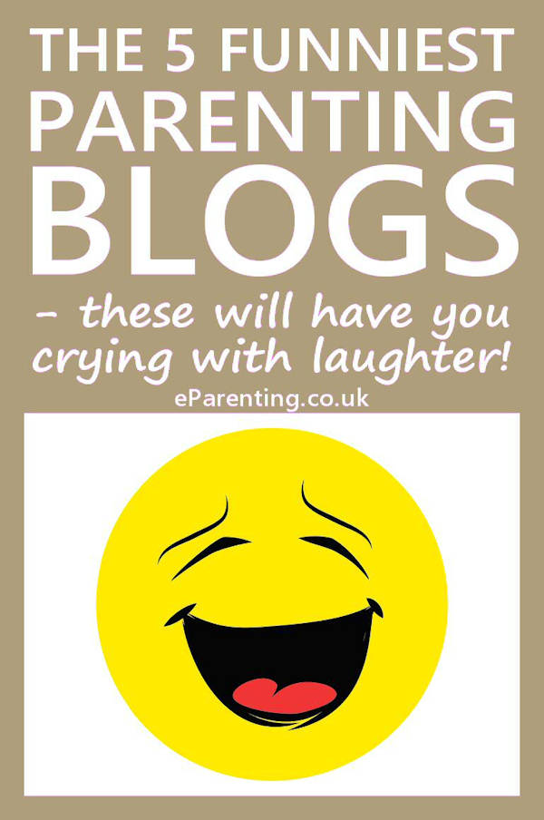 The 5 Funniest Parenting Blogs That Will Have You Crying With Laughter