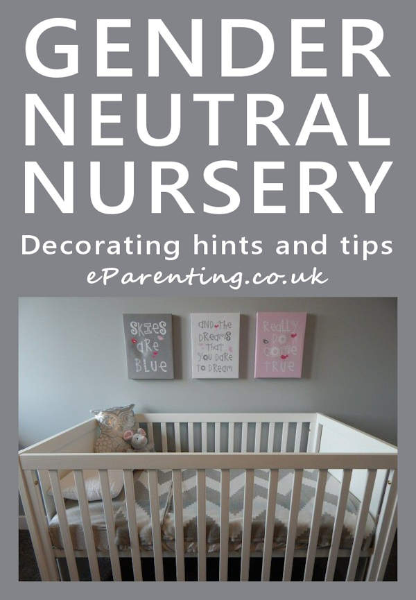 Tips and Ideas For Decorating A Small Gender Neutral Nursery