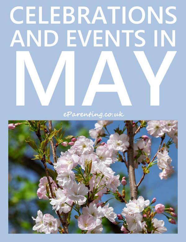 Celebrations and Events in May 2021
