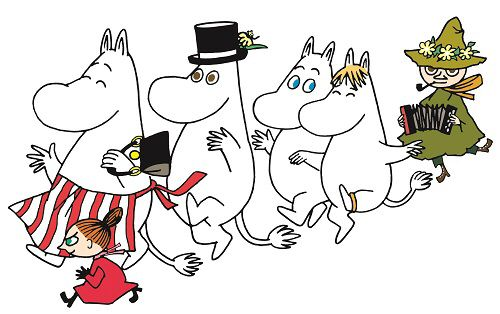 Moomin Adventure at Kew Gardens