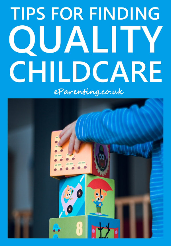 Tips For Finding Quality Childcare