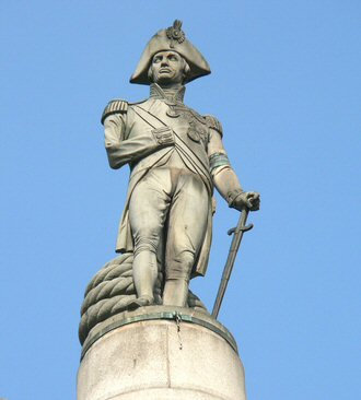 Trafalgar Day is celebrated in the UK and other countries of the Commonwealth of Nations on 21st October each year.