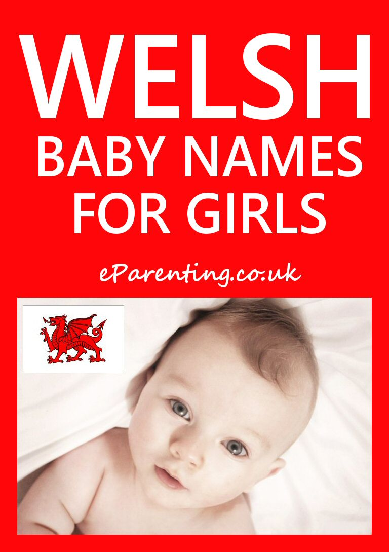 Welsh Baby Names for Girls