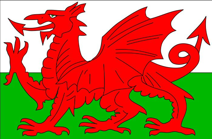 St. David's Day: The Flag of Wales