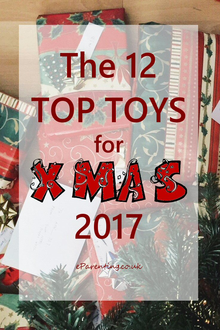 Top Toys for Christmas 2017 - Xmas 2017's Predicted Bestsellers