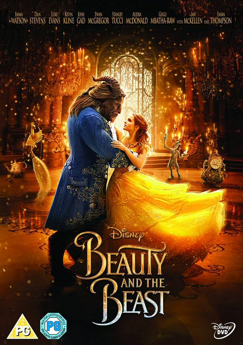 Beauty and the Beast is one of the big DVD releases for Summer 2017