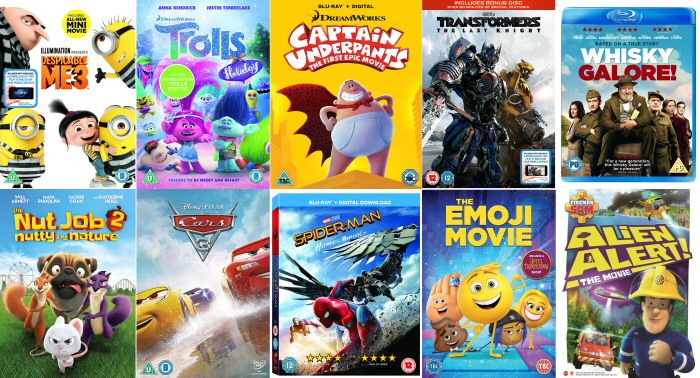 Best Kids And Family Movies In