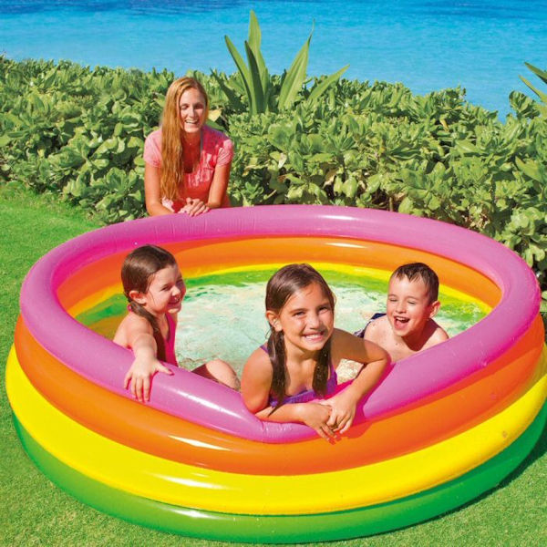 9 Cute Paddling Pools That Will Keep Your Kids Cool All Summer